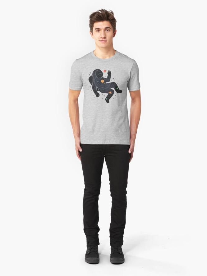 Alternate view of Inner Space Slim Fit T-Shirt