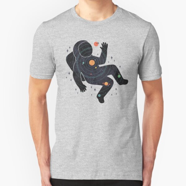 Inner Space Slim Fit T-Shirt