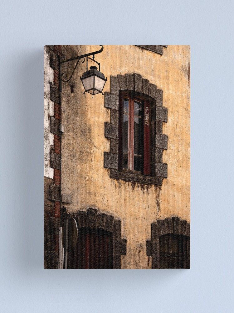 Alternate view of Window of Tears, Pont Aven  2012 Canvas Print