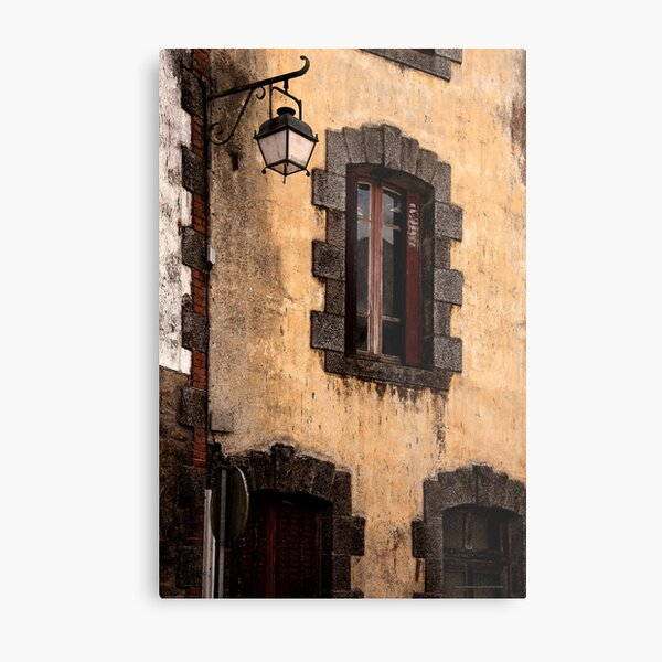 Window of Tears, Pont Aven  2012 Metal Print