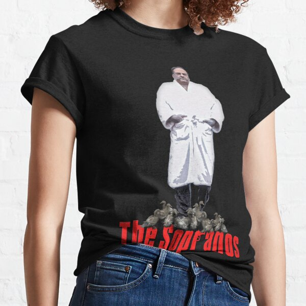 The Sopranos- Tony and his Ducks Classic T-Shirt