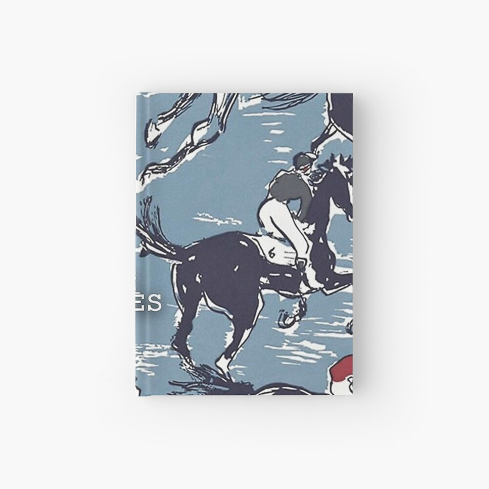 pattern iphone Hardcover Journal