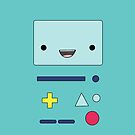 Cute Gameboy. by Robyn Hoddell
