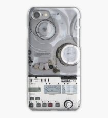 audio rec tape deck vintage iPhone Case/Skin
