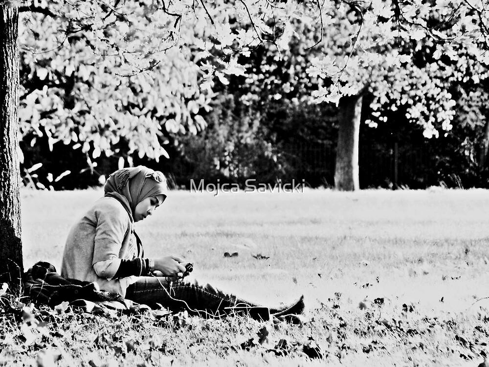 Sunny Day by Mojca Savicki