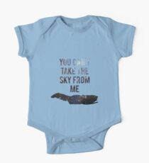 You Can't Take the Sky From Me One Piece - Short Sleeve