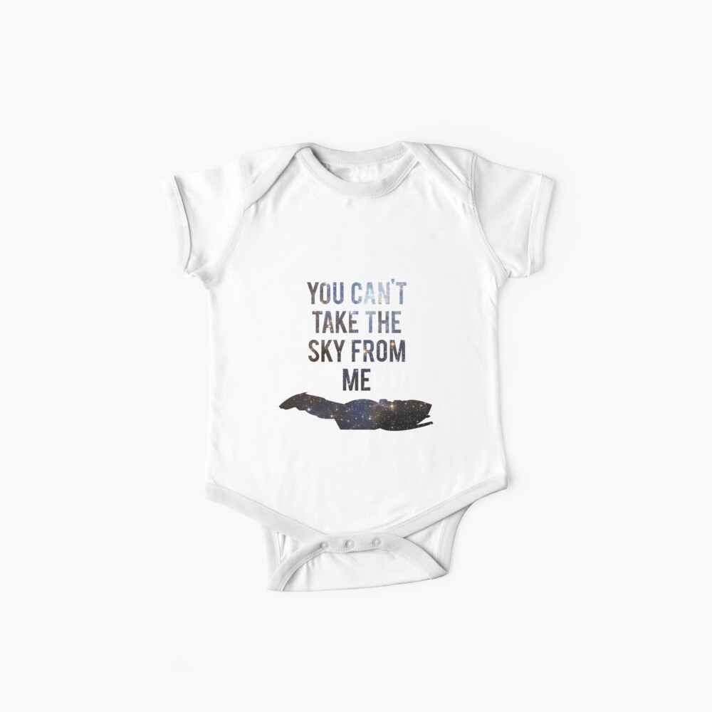 No puedes quitar el cielo de mi Bodies para bebé