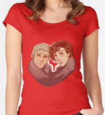 Autumnal Women's Fitted Scoop T-Shirt