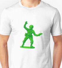 green toy soldier 2 Unisex T-Shirt