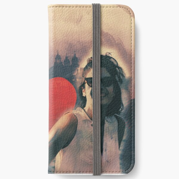 Soulmate Couple in Venice iPhone Wallet