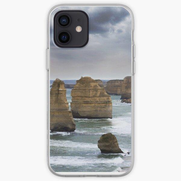 The Twelve Apostles. Victoria, Australia iPhone Soft Case