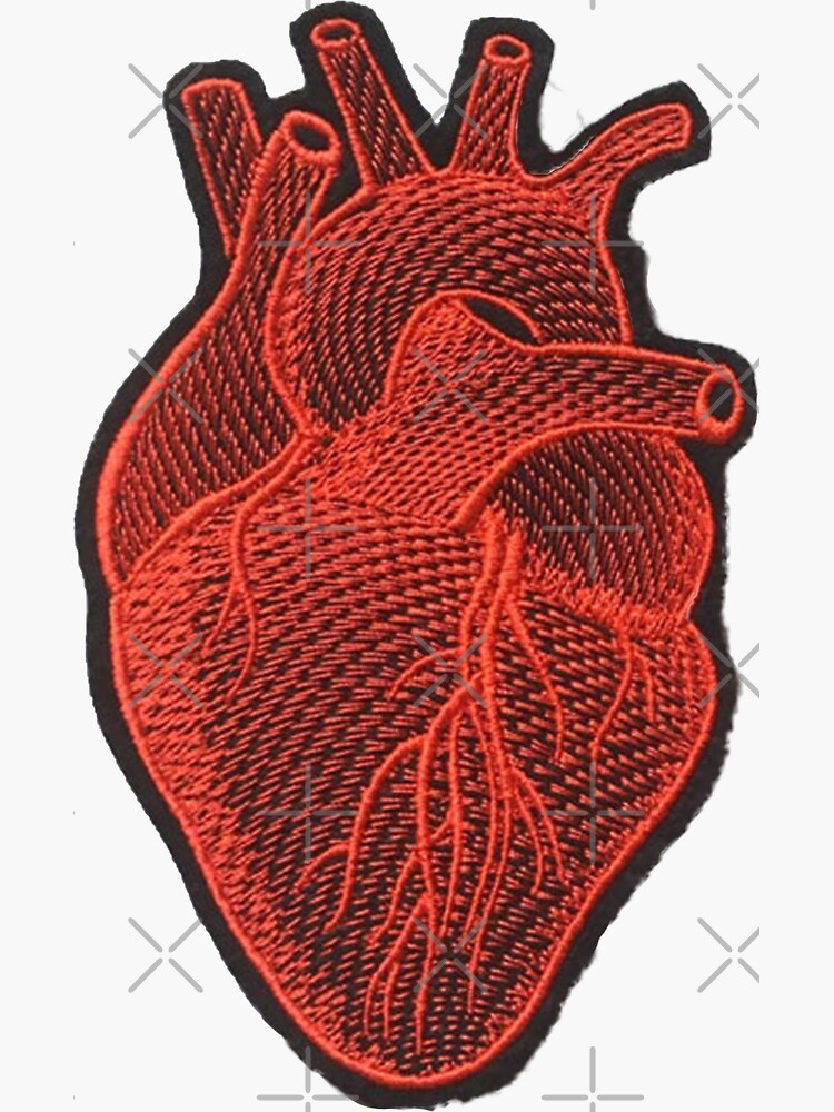 Heart Patch by designolo