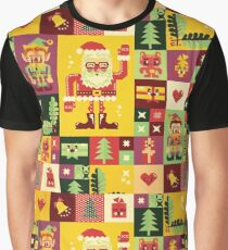 Christmas Pattern No. 1 Graphic T-Shirt