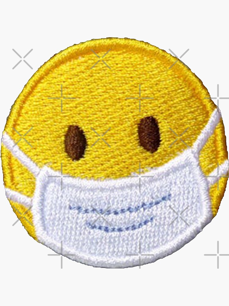 Smiley Patch 2020 by designolo