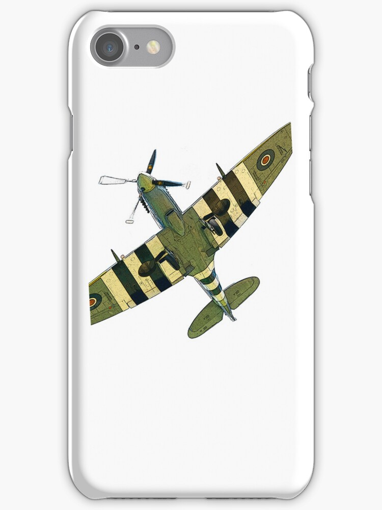 Spitfire by Nigel Bangert