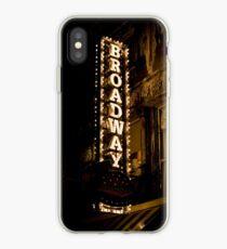 Vinilo o funda para iPhone Broadway