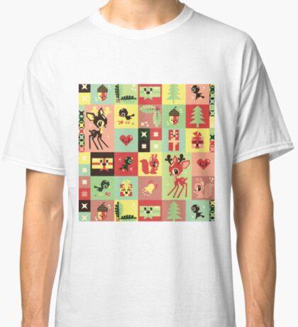 Christmas Pattern No 2. Classic T-Shirt