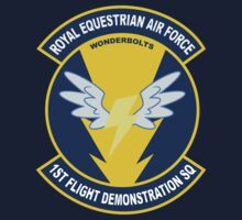 Wonderbolt Squadron Shirt (Large Patch) | Unisex T-Shirt