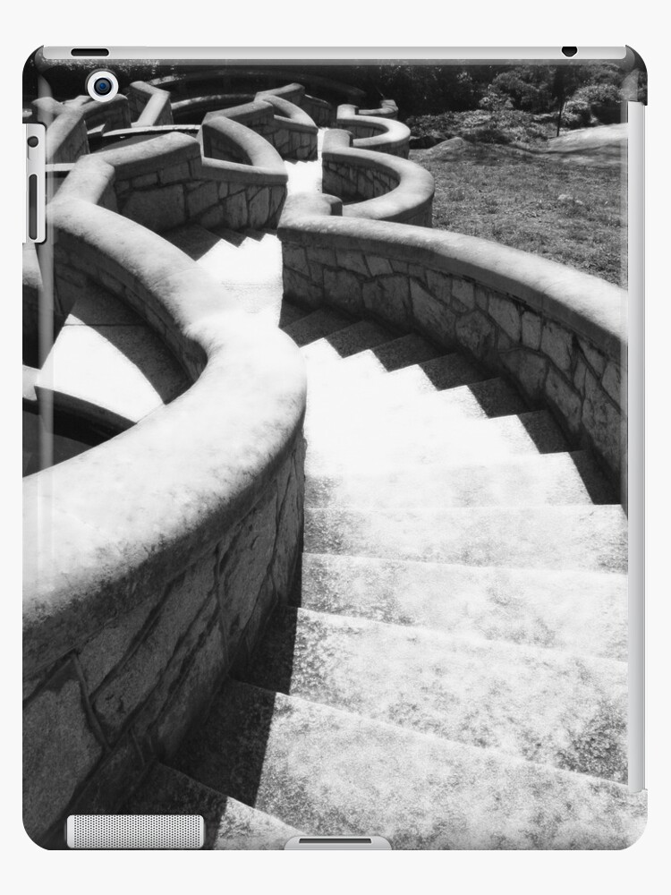 Stone Steps 2 by Kelly Wells