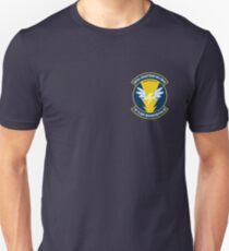 Wonderbolt Squadron Shirt (small patch) Unisex T-Shirt