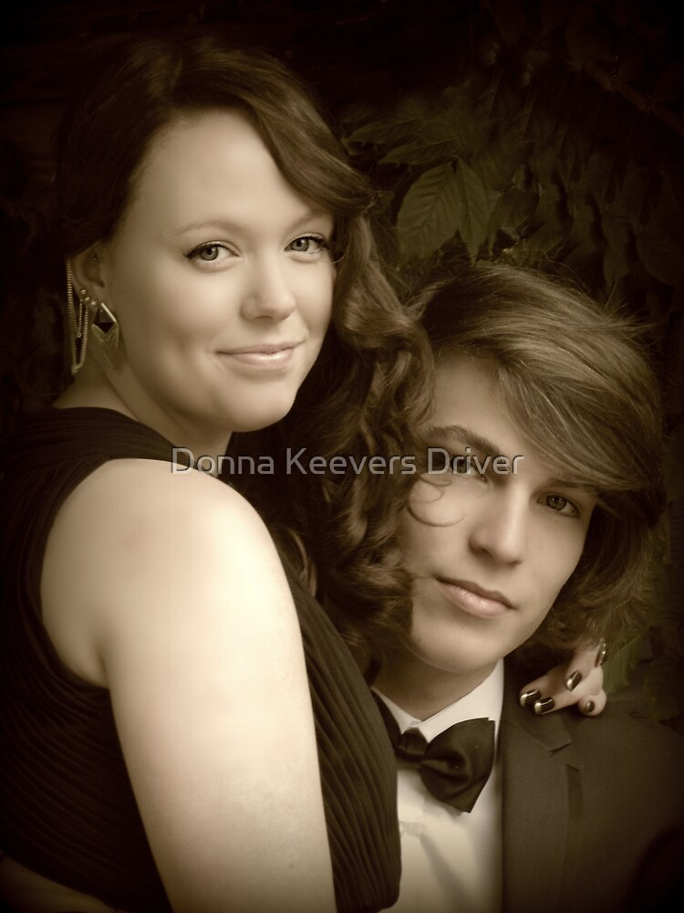 ~ Stephanie and Matthew ~ by Donna Keevers Driver