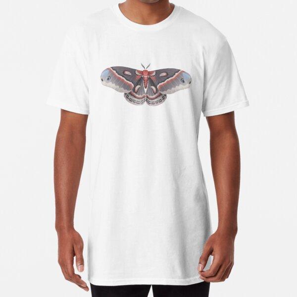 Cecropia Moth Long T-Shirt