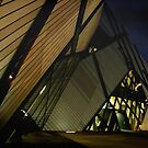 Royal Ontario Museum by LeftHandPrints