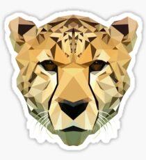 Gepard Sticker