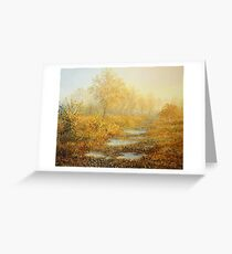 Soft Warmth Greeting Card