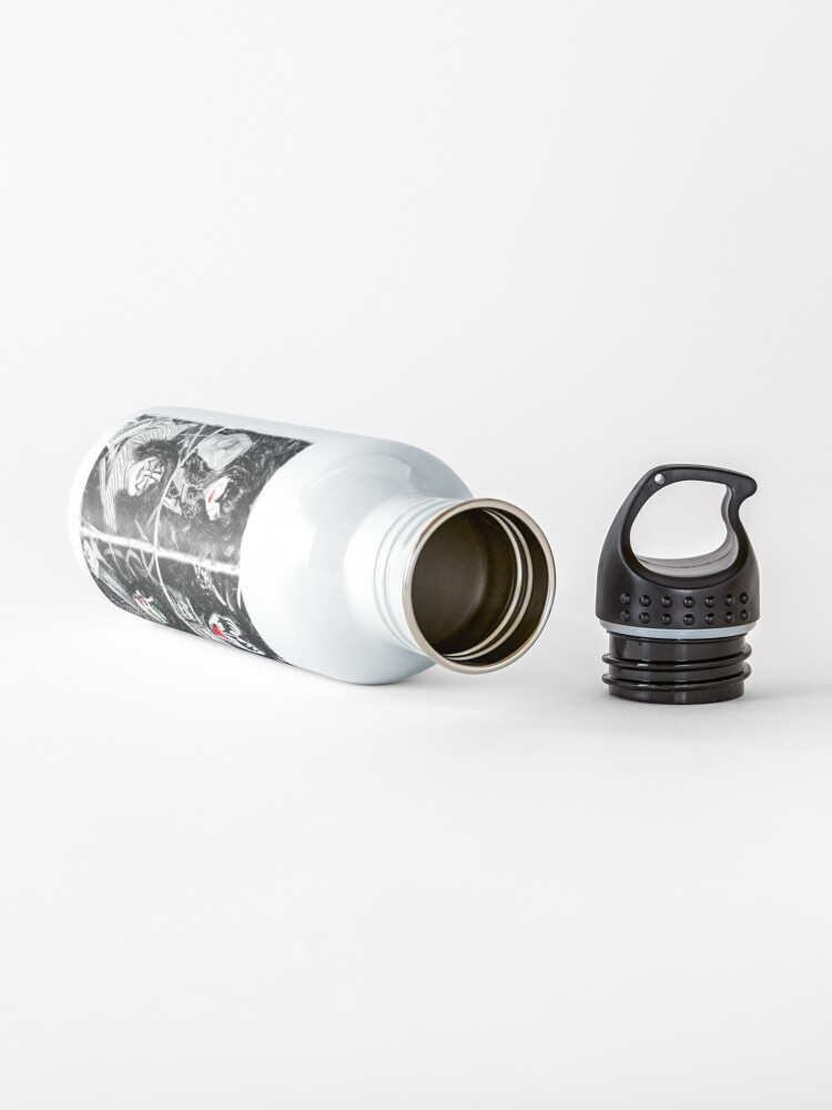 Alternate view of KISS® - Ink Original (Colour Splash) Water Bottle