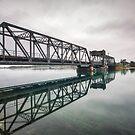 Narooma Bridge by David Haworth