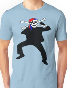 ★ټ Pirate Skull Style Hilarious Clothing & Stickersټ★ Unisex T-Shirt