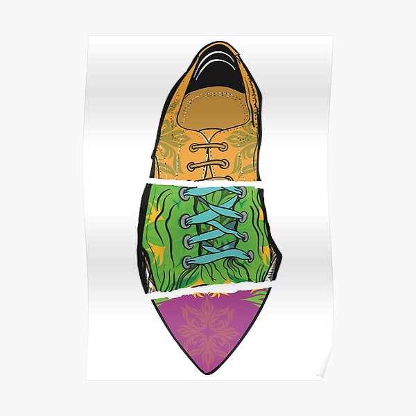 Shoe4 Poster