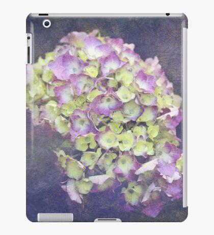 Hydrangea Bouquet iPad Case/Skin