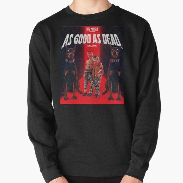 Threecit Show City As Good As Morgue American Tour 2020 Pullover Sweatshirt