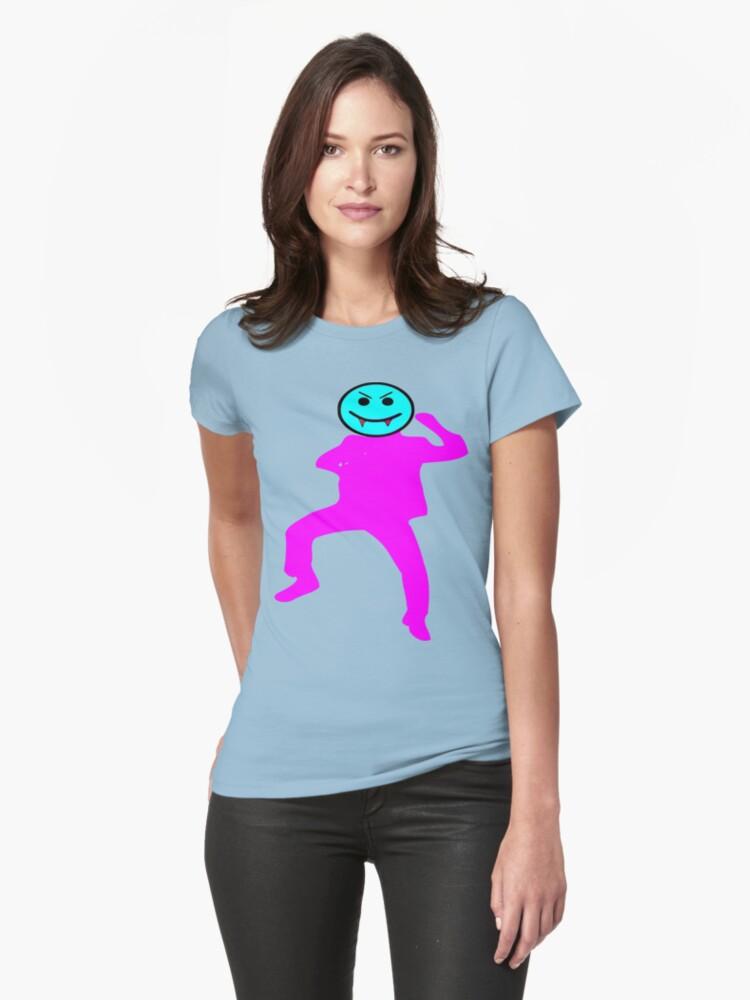 ★ټVampire Smiley Style Hilarious Clothing & Stickersټ★ by Fantabulous