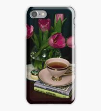 Still Life with Tea Cup iPhone Case/Skin