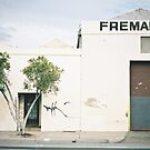 Fremantle Wall by Ben Reynolds