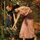 Gather-ye-Roses by Irene  Burdell