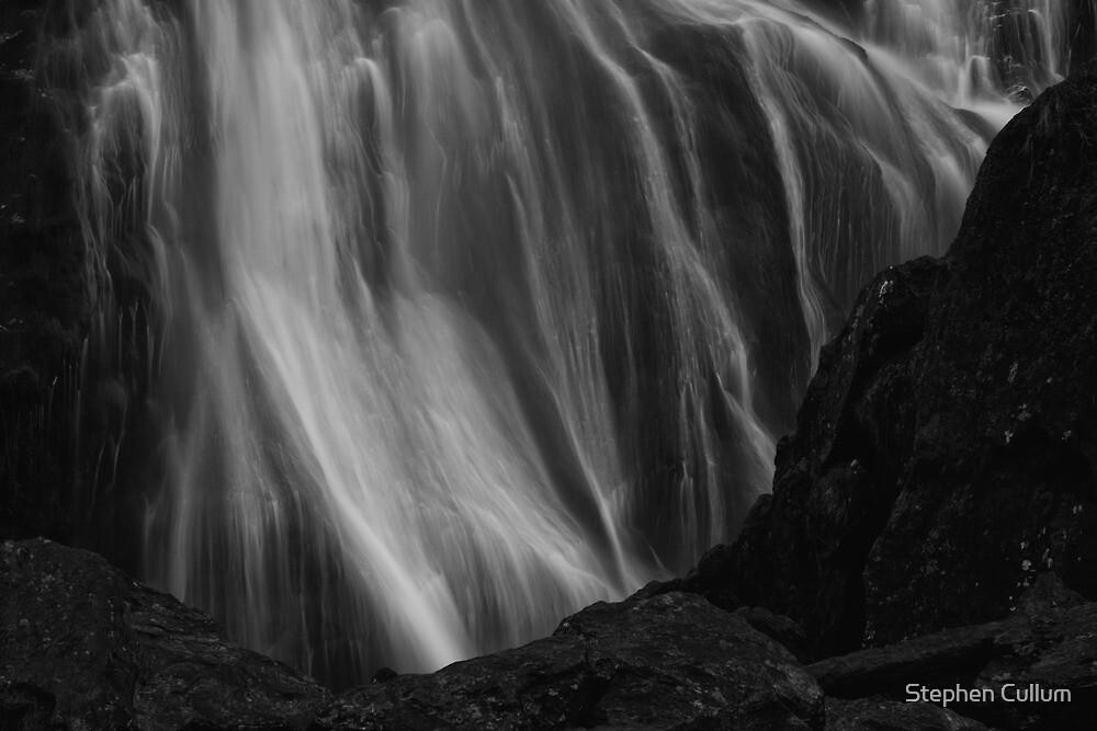 Ireland - Powercourt Falls by Stephen Cullum