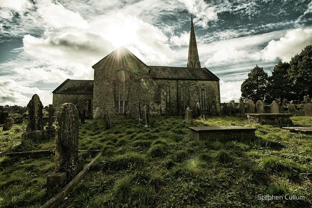 Ireland - Holy Flare by Stephen Cullum