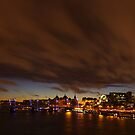 West of Waterloo Bridge by berndt2