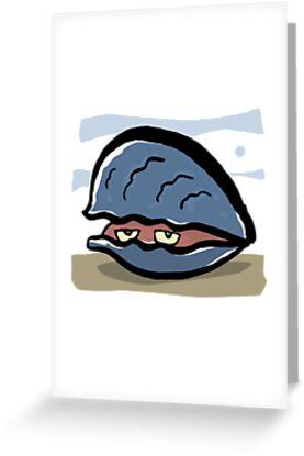 clam by greendeer