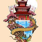 Dragon by Squishysquid