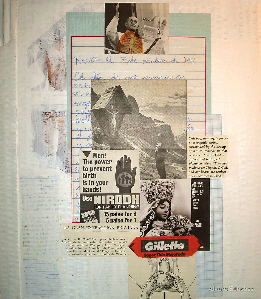 LA GRAN EXTRACCION (the great removing) by Alvaro Sánchez