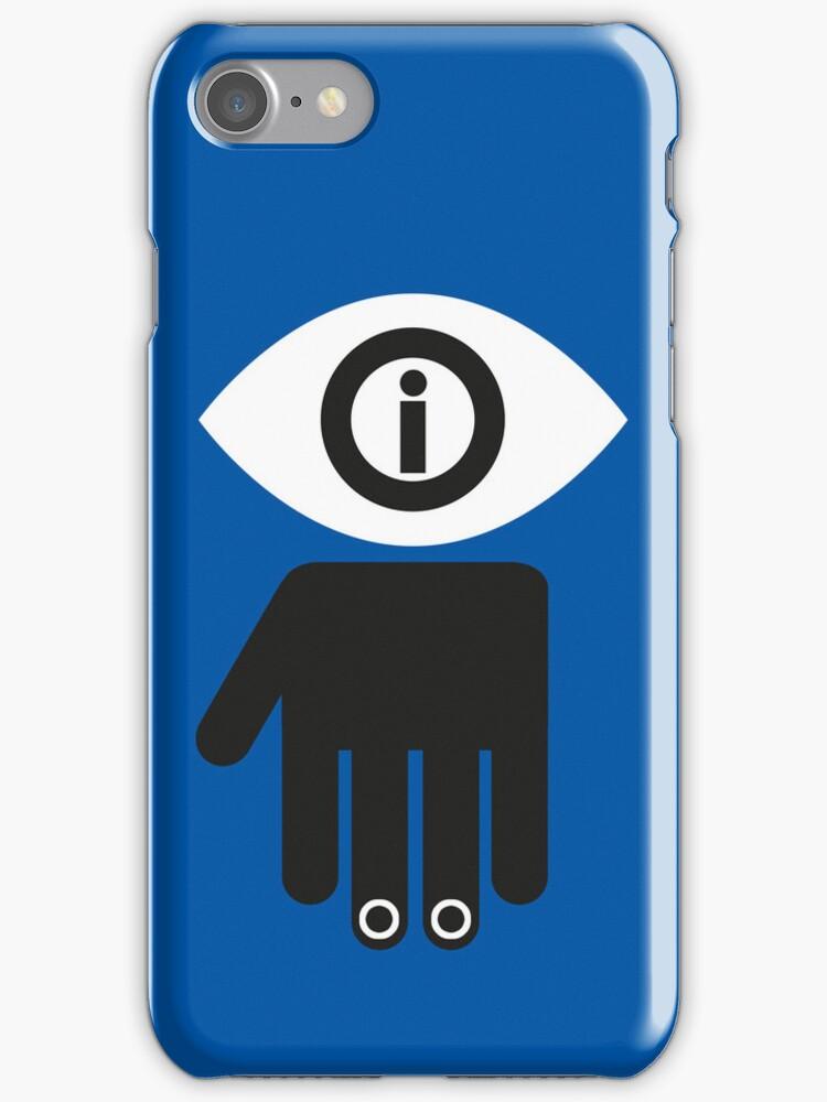 Eyelien-iphone by venitakidwai1
