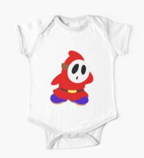 Little Red Shy Guy Kids Clothes