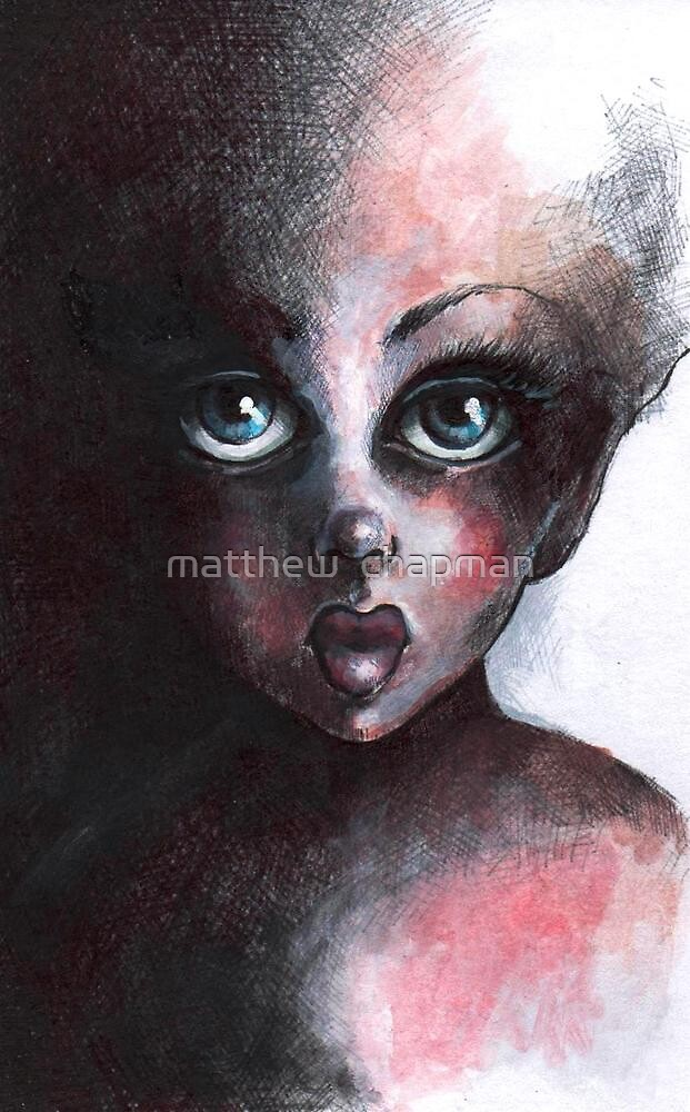 BRIGHT EYES 2 by matthew  chapman