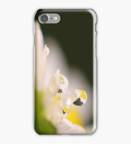 The Tears of the Daisy iPhone Case/Skin