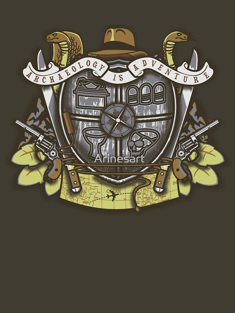 Adventurer's Crest | Unisex T-Shirt